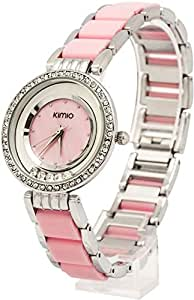 Kimio for Women - Analog KM014 Stainless Steel Watch