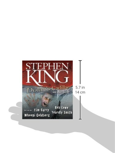 Dolans Cadillac And Other Stories Stephen King Tim Curry Rob