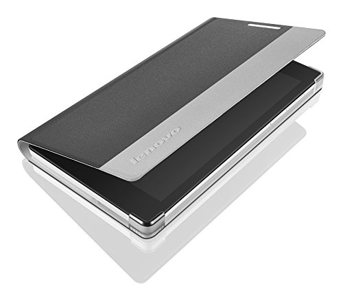 Lenovo Folio Case and Screen Protector for Tab 2 A7-30, Gray (ZG38C00189)