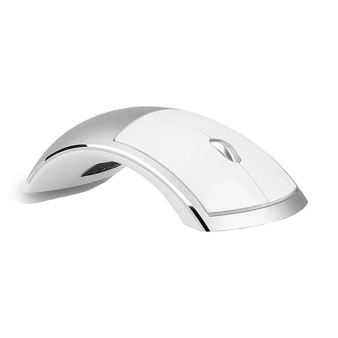 68 opinioni per LAOPAO Mouse Bluetooth Ricaricabile Dual Mode da 2,4 GHz e Bluetooth,Lega di