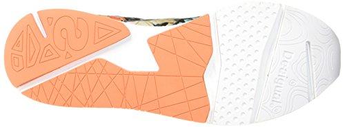 Arancione Donna Scarpe Da papikra Desigual Fitness fSFI8q7