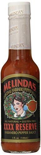 (Melinda's XXXXtra Reserve Habanero Pepper Sauce, 5)