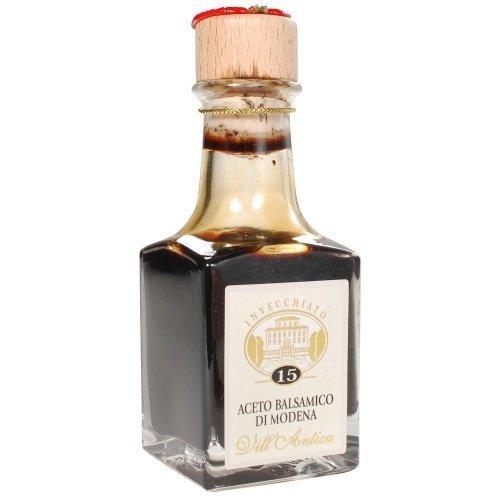 Balsamic Vinegar Of Modena - Over 15 Years Old - 1 x 3.4 fl oz (100 ml) by Vil LAntica