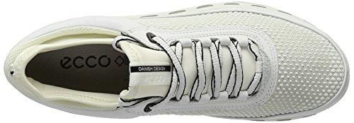 Basse 50874white Donna ECCO Cool Ginnastica Bianco 0 da 2 White Scarpe 0x0w6SYzq