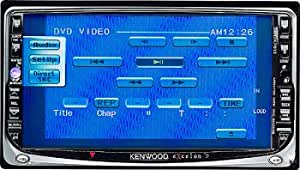Kenwood Excelon DDX7015 - DVD player / LCD monitor