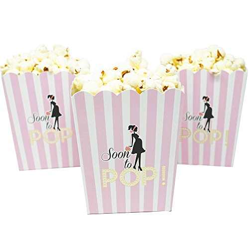 Baby Shower Favor Bags And Boxes (
