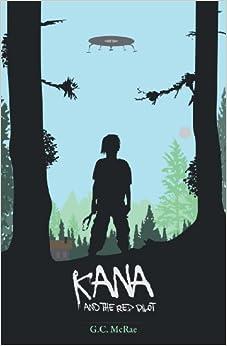 Book Kana and the Red Pilot