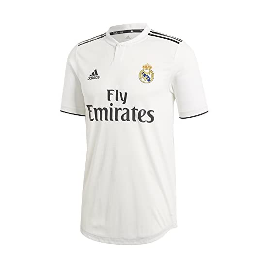 adidas Real Madrid Domicile Authentique Maillot de Football Homme