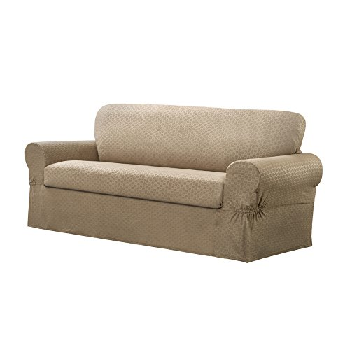 Sofa Slipcovers On Amazon: Sofa Cushions Cover: Amazon.com