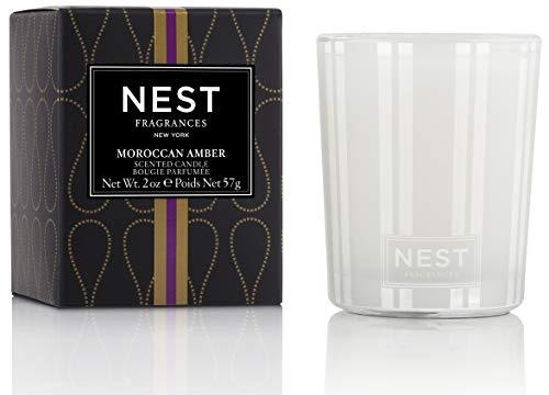 NEST Fragrances Votive Candle- Moroccan Amber, 2 oz