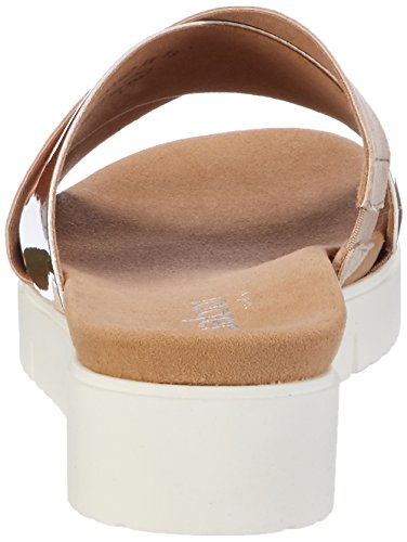 Gabor Ladies Comfort Open Sandals Beige (rame 94)