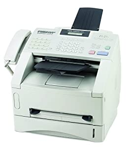 Brother FAX4100E IntelliFax Plain Paper Laser Fax/Copier from BROTHER