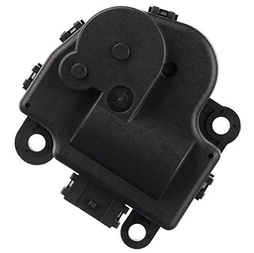 HVAC Air Blend Door Actuator 604-108 Fits Cadillac Buickand Pontiac models including Chevy Impala 2004 2005 2006 2007 2008 2009 2010 2011 2012 2013 Heater Temperature Blend Door Actuator chevrolet