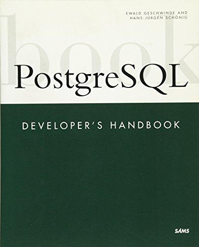 postgresql developer - 2