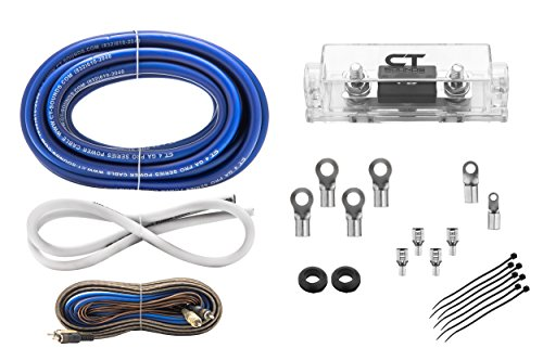 Gauge Complete Installation Amplifier Wire product image