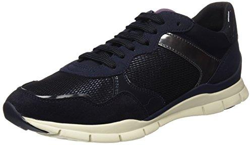 A Donna D Blu Sneaker Geox Navy Sukie wEpUg
