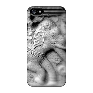 Shock-dirt Proof Sri Lanka Case Cover For Iphone 5/5s