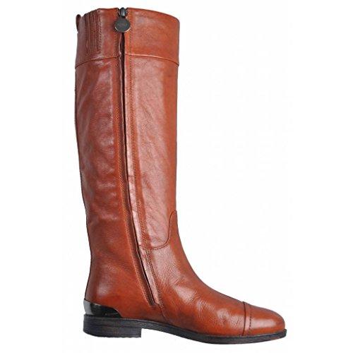 Botas para mujer, color marr�n , marca GEOX, modelo Botas Para Mujer GEOX D34G4B D DALYA B Marr�n marr�n