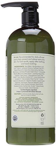 Buy organic body lotions