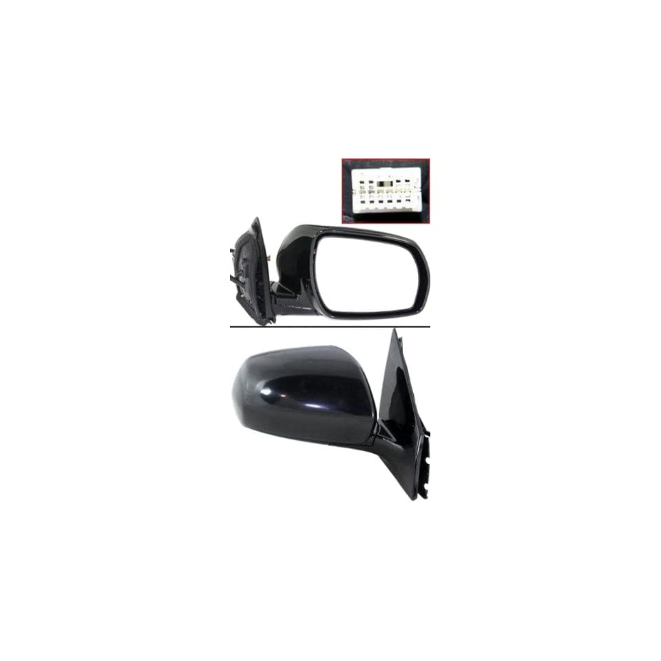 Discount Starter and Alternator 33107PR Nissan Murano Passenger Side Replacement Mirror Power Non Heated w/Memory