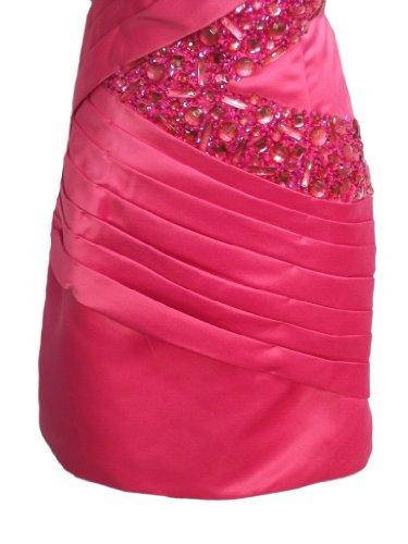 Fashion Kleid Hot Pink Alivila Damen Y 5qwtx8O