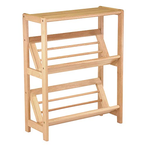 Winsome Wood 82430 Juliet Shelving, Natural