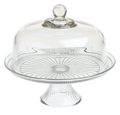 Anchor Hocking Cake Dome Platter
