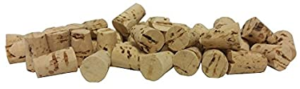 Gsc International Cs 2 100 Cork Stopper, Size 2 (Pack Of 100) by Gsc International