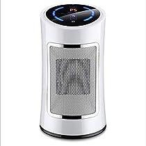 Adjustable Thermostat Portable PTC Ceramic Heater Quiet Ceramic Space Heater (Color : A)