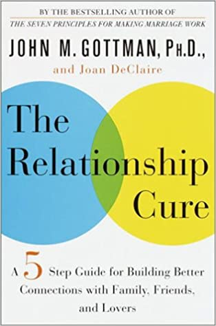 Amazon the relationship cure a five step guide for building amazon the relationship cure a five step guide for building better connections with family friends and lovers 9780609608098 john m gottman fandeluxe Choice Image