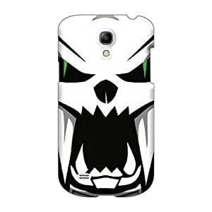 High Quality Mobile Covers For Samsung Galaxy S4 Mini With Allow Personal Design Realistic Arctic Cat Series CharlesPoirier
