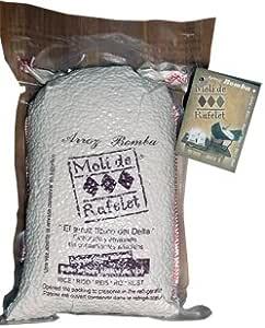 Moli de Rafelet - Arroz Bomba: Amazon.es: Alimentación y