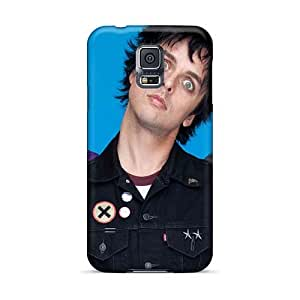 Best Cell-phone Hard Cover For Samsung Galaxy S5 With Provide Private Custom Stylish Green Day Band Pictures SherriFakhry