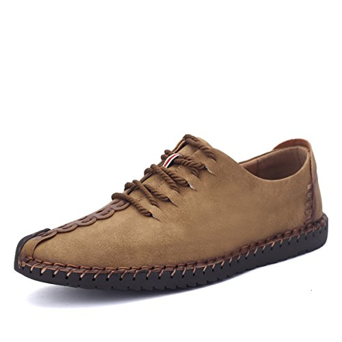 Lace Lace Up Loafers - 4