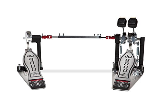 (DW 9000 Double Bass Pedal w/Bag )