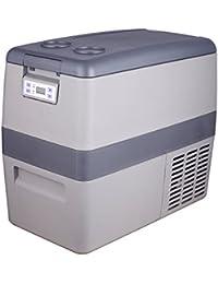 Smad DC Compressor Car Fridge Freezer 12V 24V 110V ,1.0 Cu.ft