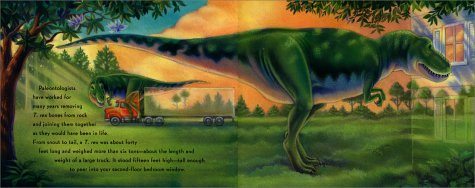 Terrible Tyrannosaurs (Let'S-Read-And-Find-Out Science, Stage 2)