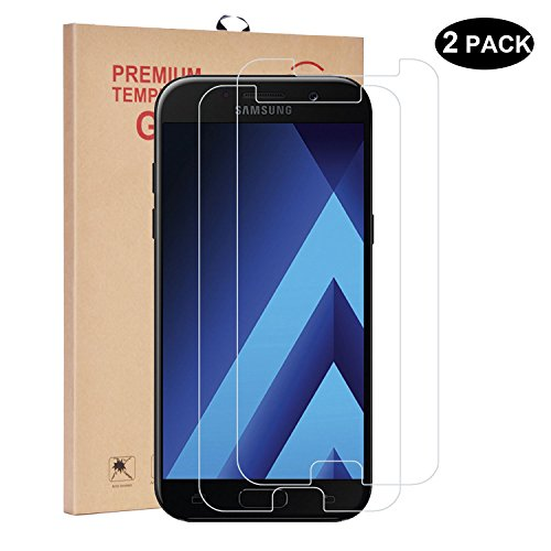 Tempered Glass Screen Protector for Samsung A5 - 5