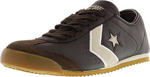 Converse Mt Star 3 Ox Enkellange Mode Sneaker Chocolade / Beige