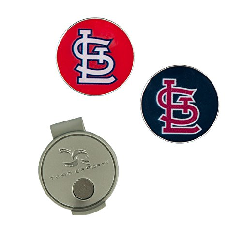 Team Effort MLB St. Louis Cardinals Hat Cliphat Clip, NA