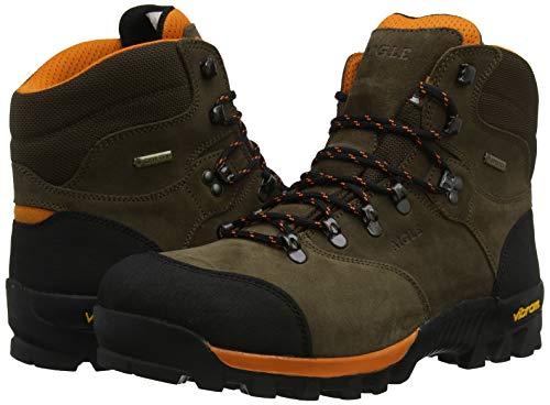 ad1750b4d7b14c Aigle Men's Altavio Mid Gore-tex Hunting Shoes: Amazon.co.uk: Shoes & Bags