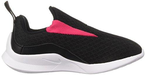 white 24 0 td Nero black rush Pink Unisex Viale Bimbi Nike – Pantofole 001 0Yf7n