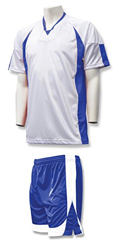 Imperial soccer uniform kit with your player number - size Adult S - color - Gold Uniform Soccer