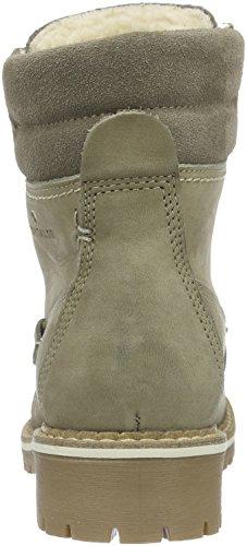 Tom Tailor 1694101, Botines para Mujer Marrón - Braun (mokka)