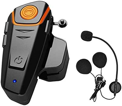 Helmet Communication Systems Accessories for BT-S2 Type C/_Hard Cable Headset Motorcycle Bluetooth Headset