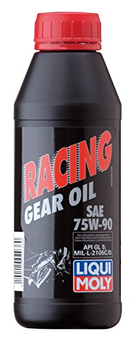 Liqui Moly (20086) SAE 75W-90 Motorbike Gear Oil - 500 ml