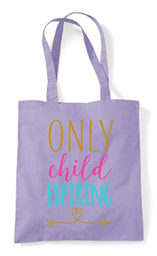 Announcement New Bag Tote Expiring Child Baby Lavender Notice Family Only Shopper 4qwPf6gXn