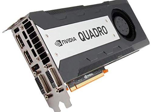 - Nvidia Quadro K6000 12GB GDDR5 PCIe 3.0 x16 GPU Kepler Graphics Processing Unit Video Adapter 900-52081-0050-000 699-52081-0500-200