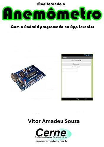 eBook Monitorando um Anemômetro Com o Android programado no App Inventor