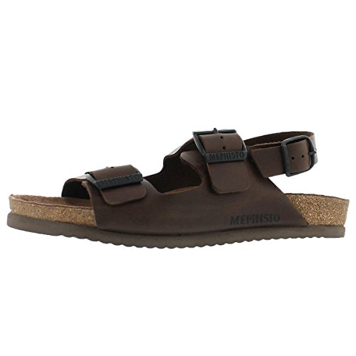 77aef95a3a71 Mephisto Mens  Nardo Cork Footbed Sandal well-wreapped - ptcllc.com